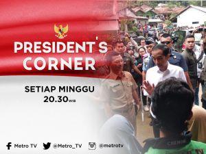 President's Corner