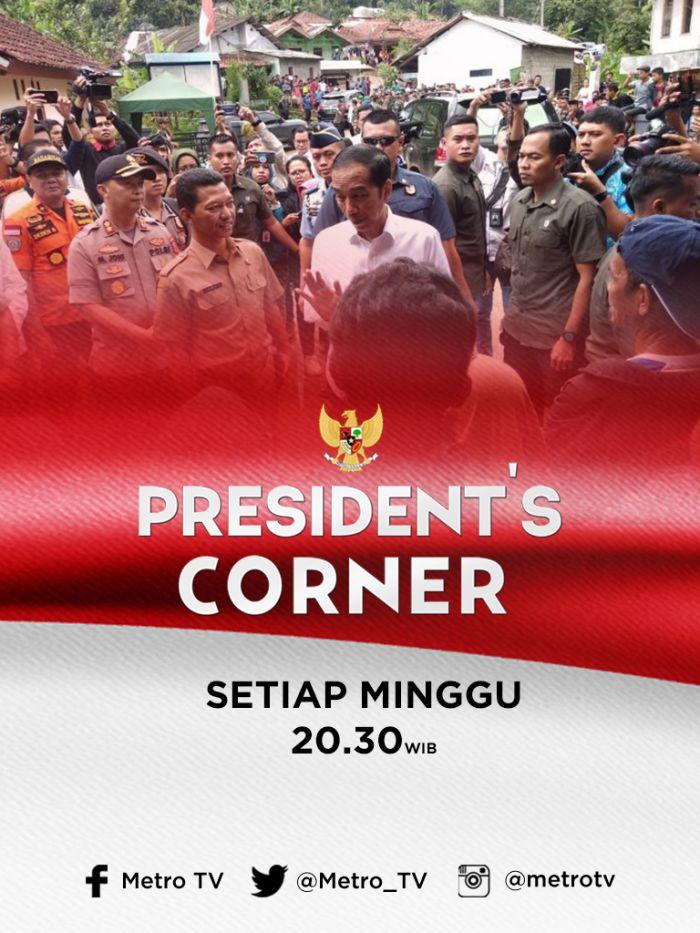 Mencicipi Soto Favorit Presiden Jokowi